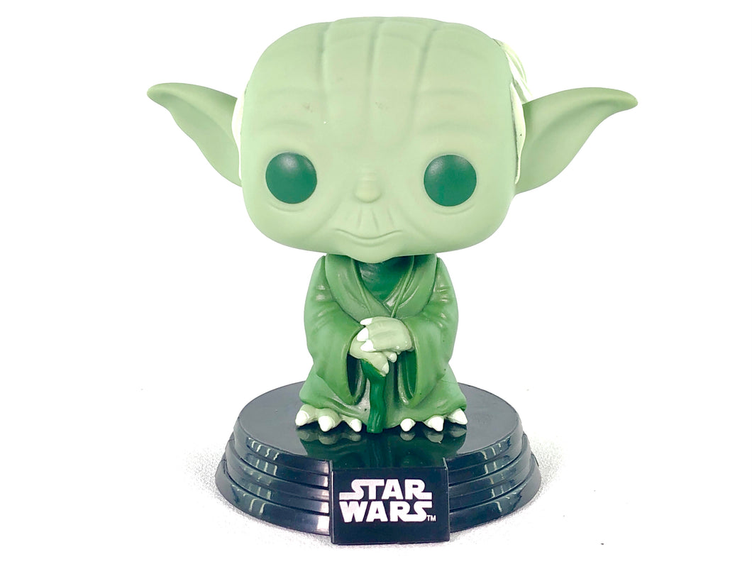 Funko Pop! Movies 124: Yoda (Green Ver.)