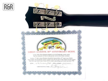 Load image into Gallery viewer, Gibson 2010 L-00 20th Anniversary Ebony Acoustic Guitar USA