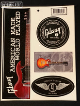Load image into Gallery viewer, Gibson G-Sticker