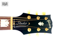 Load image into Gallery viewer, Gibson SJ-200 Studio Gold Top