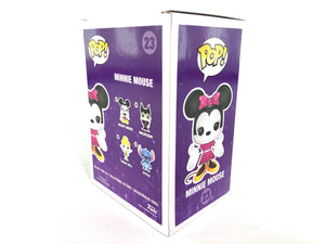 "Funko Pop! Disney 23: Minnie Mouse ""Diamond Collection Exclusive"""