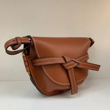 Load image into Gallery viewer, LOEWE (Small Gate Bag in Natural Calfskin)