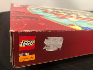 Lego Dragon Boat Race 80103