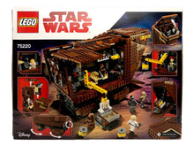 Load image into Gallery viewer, Lego Star Wars 75220 Sandcrawler
