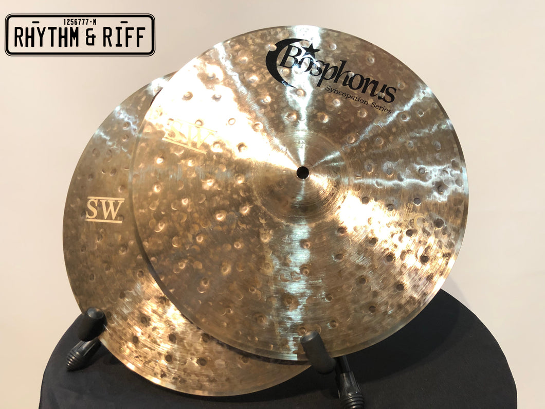 Bosphorus Cymbals Syncopation SW 14