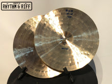 "Load image into Gallery viewer, Bosphorus Cymbals Syncopation Series 15"" Hi-Hat"