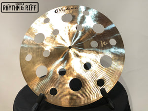 "Bosphorus Cymbals Traditional Series FX 18"" Crash"