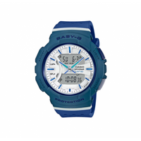 CASIO BABY-G LADY WATCH ANA-DIGI RESIN BAND BGA240-2A2