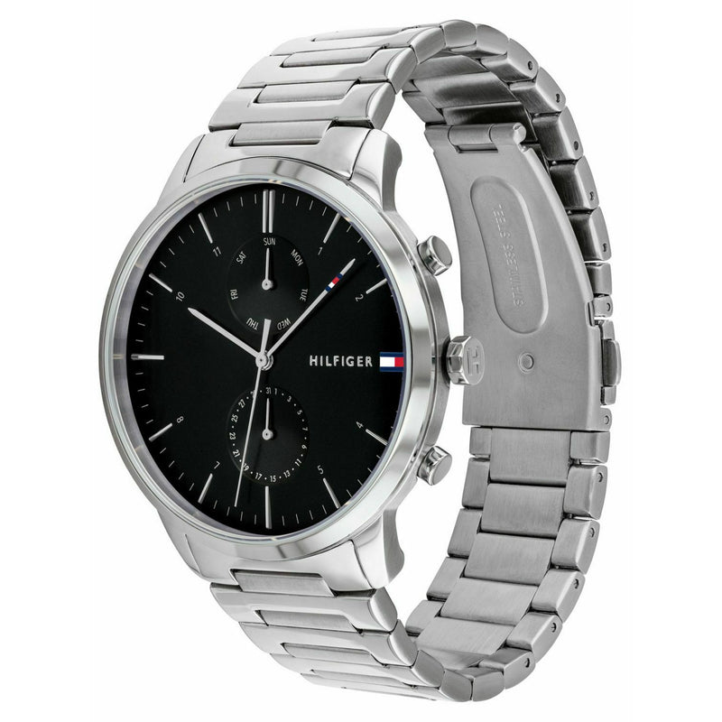 Tommy Hilfiger Men's Analogue Quartz Watch with Stainless Steel Strap 1710407