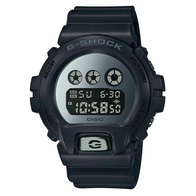 Casio G-Shock Men's Digital DW6900MMA-1 Japan-Automatic Resin Watch Black Timepi