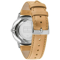 Tommy Hilfiger Men's Analogue Quartz Watch with Leather Strap 1791652