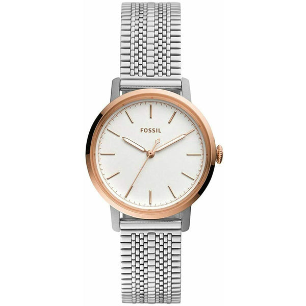 Fossil Ladies' Neely Three Hand Stainless Steel Watch ES4644
