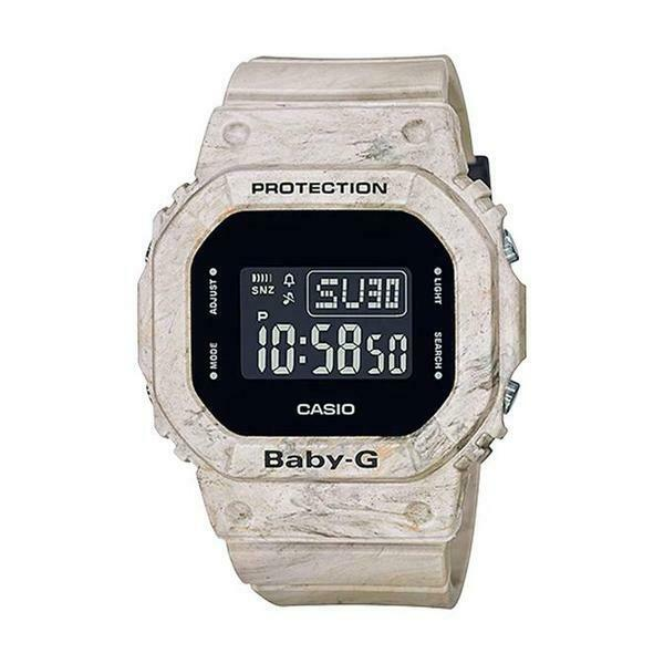 Casio Baby G-Shock BGD560WM-5D Resin Unisex Digital Watch