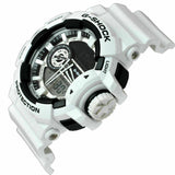Casio G-SHOCK GA400-7A Big Case White & Black Resin Analog Digital Men's Watch