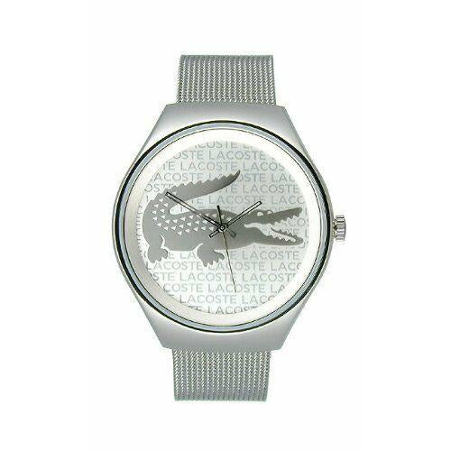 Lacoste Valencia Stainless Steel Mesh Women's watch