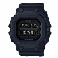 Casio G-Shock Mens Tough Solar Mud Resistant Black Out Watch GX56BB-1