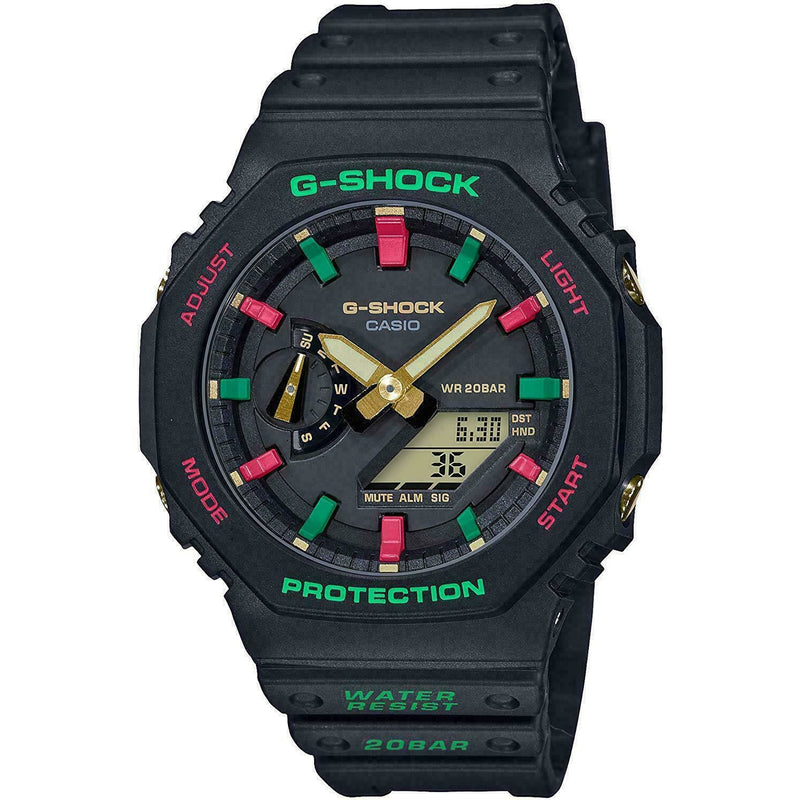 CASIO G-SHOCK GA-2100TH-1AJF Throwback 1990s  Men's Watch 2019 New in Box