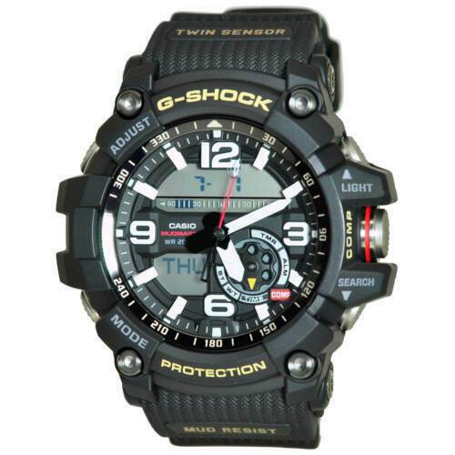 Casio G-Shock GG1000-1A Watch G-Shock Watchgalactic