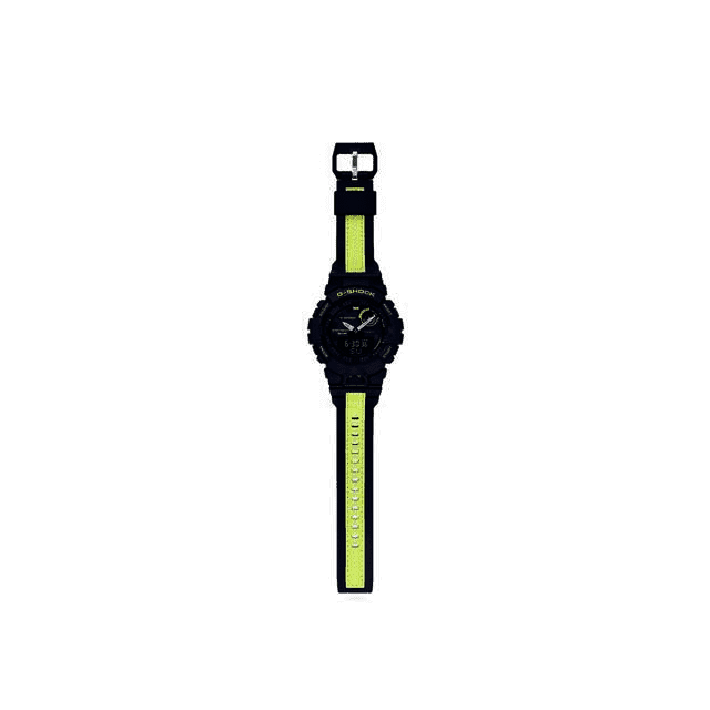 G-Shock GBA800LU-1A1 Men's Power Trainer Glow in The Dark Watch, Black, One Size G-Shock Watchgalactic