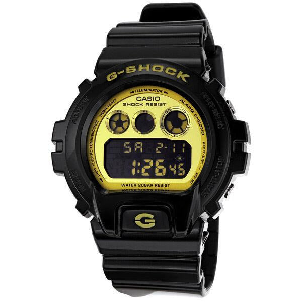 Casio G-Shock DW6900CB-1 Water Resistance Sports Watch Black Brand New