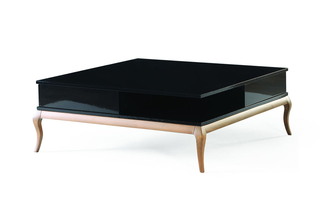 TABLE BASSE BIANCO NOIR