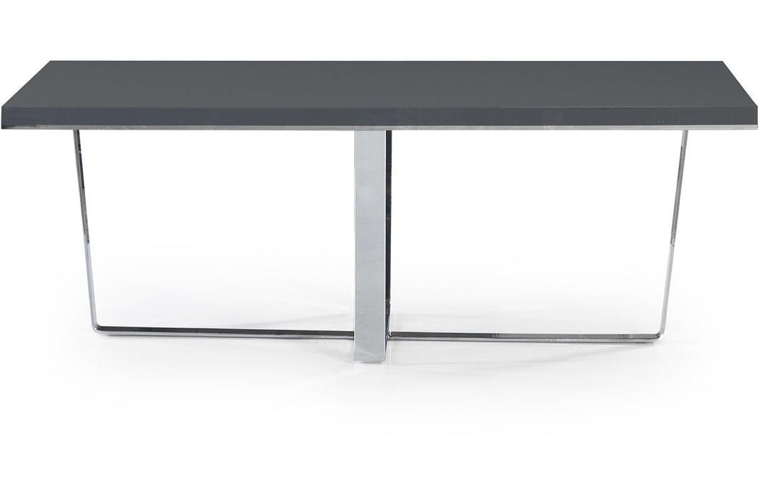 TABLE BASSE ENZIO GRIS