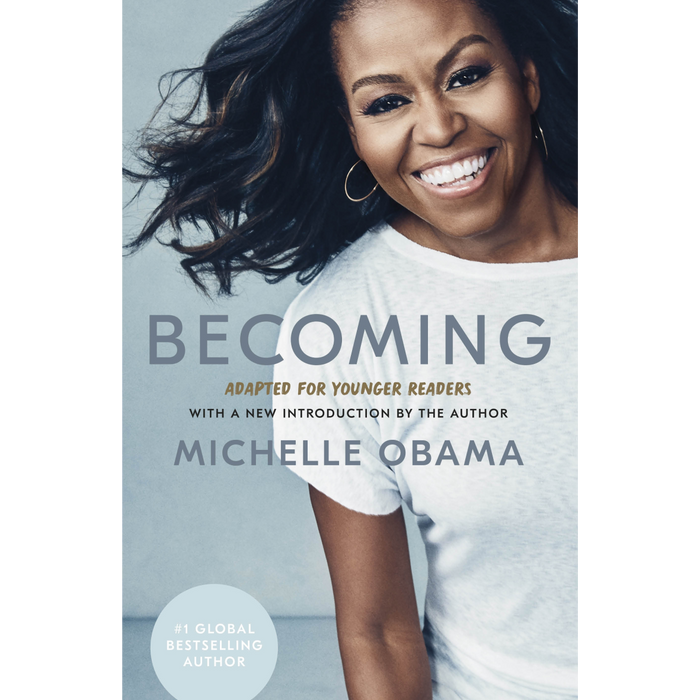 Becoming (Young Readers Edition)