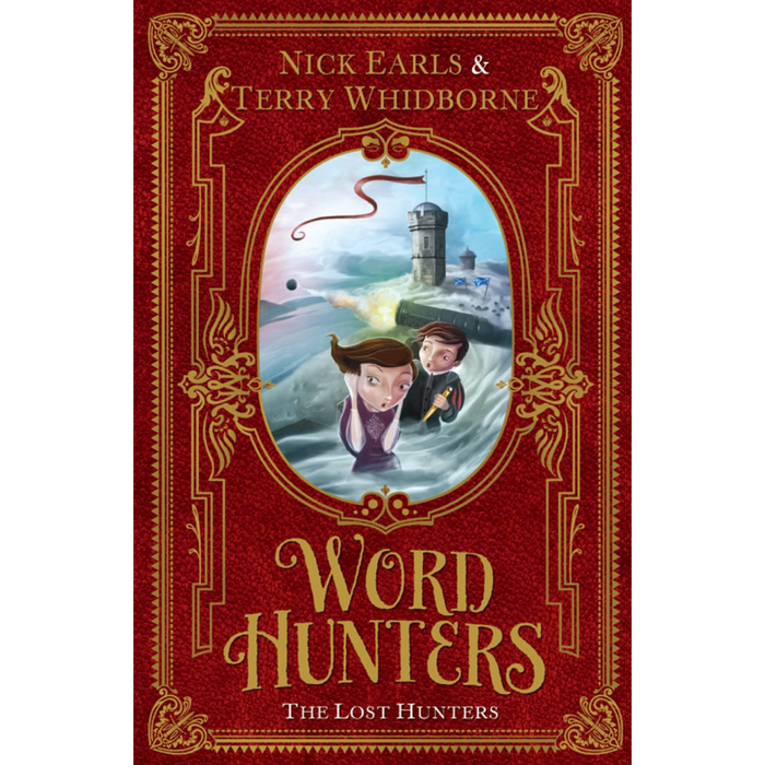 Word Hunters Book 2: The Lost Hunters