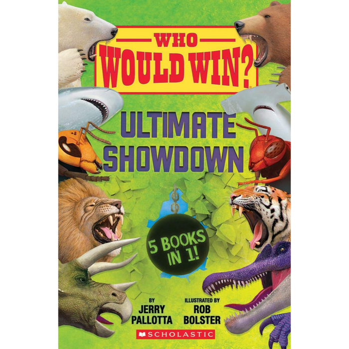 Who Would Win? Ultimate Showdown