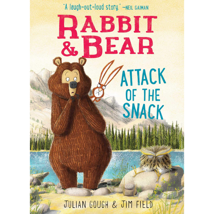 Rabbit & Bear: Attack of the Snack