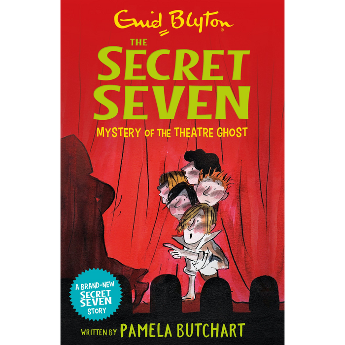 The Secret Seven: Mystery of the Theatre Ghost