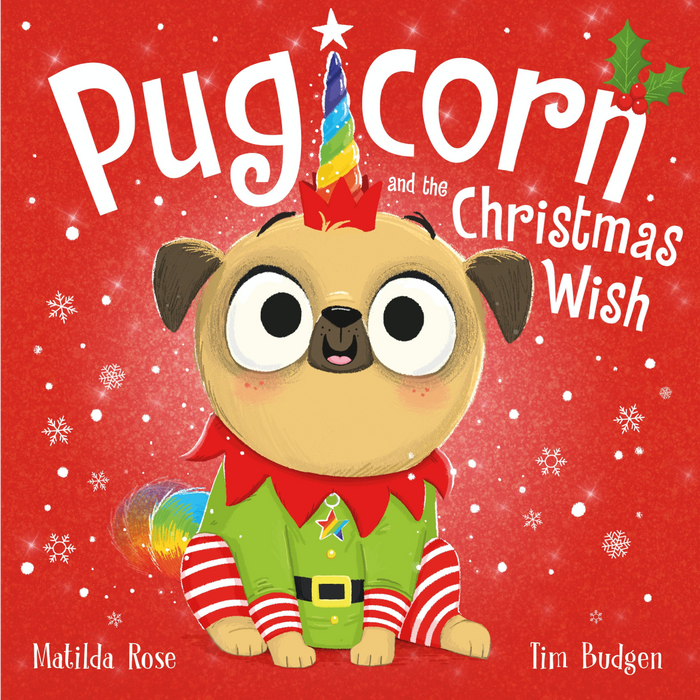 Pugicorn and the Christmas Wish