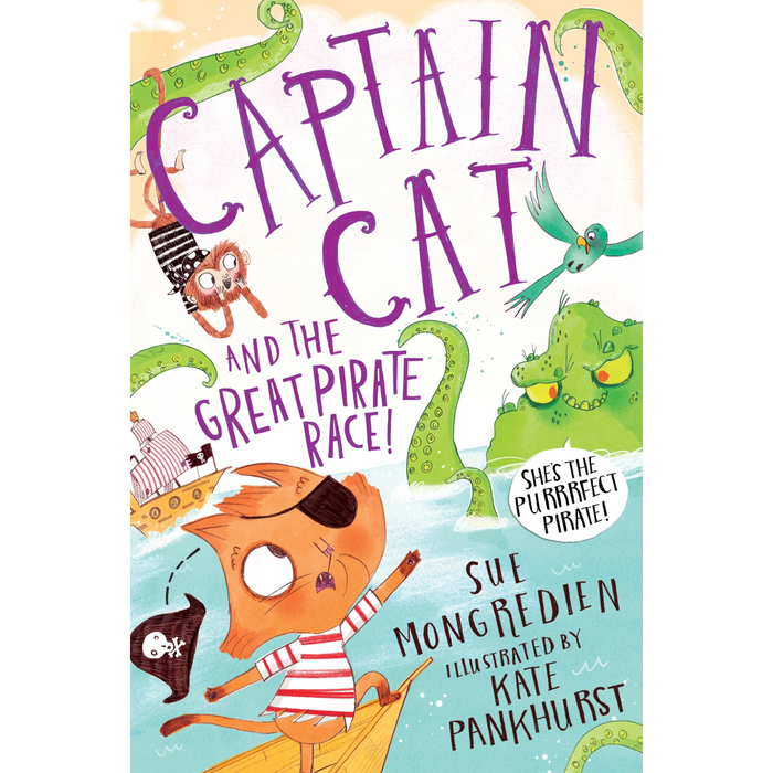 Captain Cat and the Great Pirate Race
