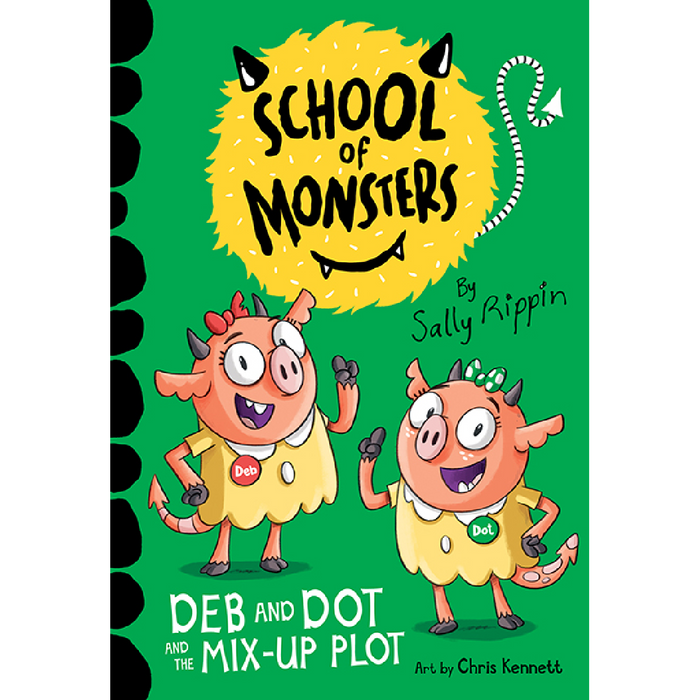 School of Monsters: Deb and Dot and the Mix-Up Plot