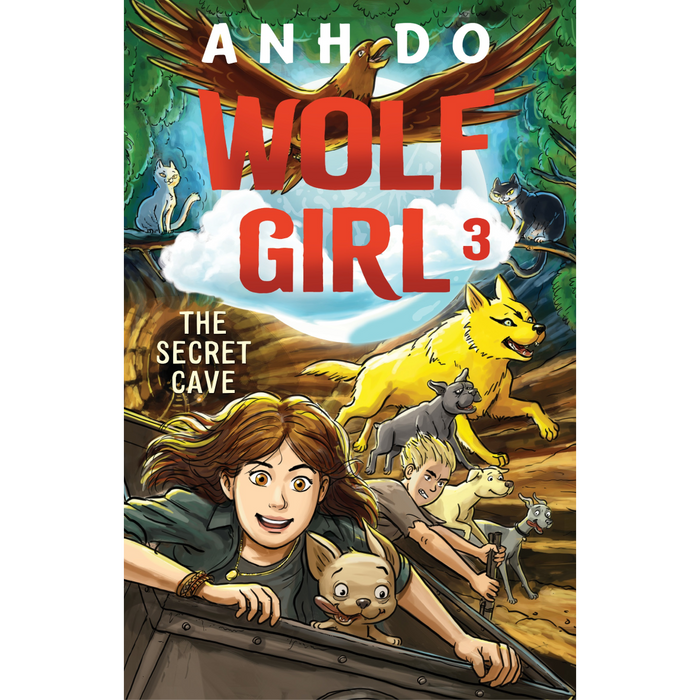 Wolf Girl 3: The Secret Cave