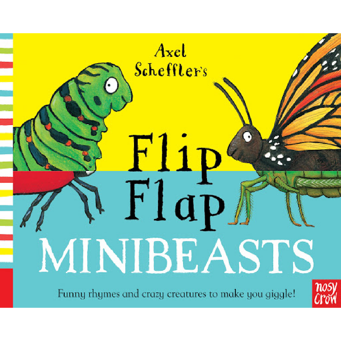 Flip Flap Minibeasts