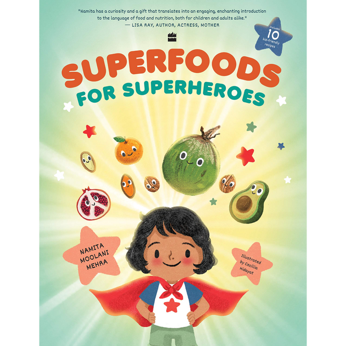 Superfood for Superheroes