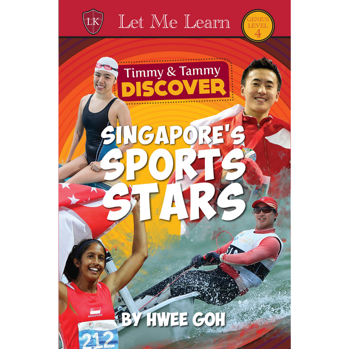 Timmy & Tammy DISCOVER Series: Singapore's Sports Stars