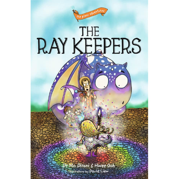 The Plano Adventures: The Ray Keepers
