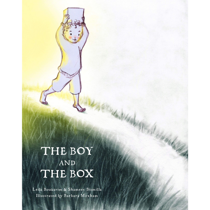 *special pre-order* The Boy and the Box