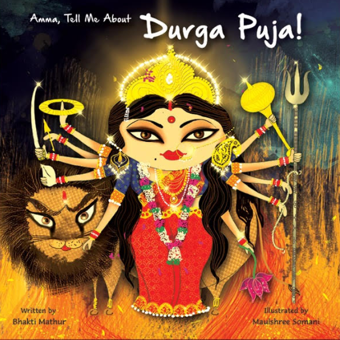 Amma, Tell Me About Durga Puja!
