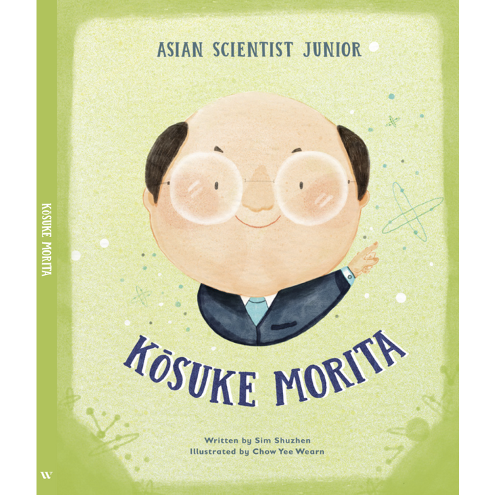 Asian Scientist Junior: Kosuke Morita