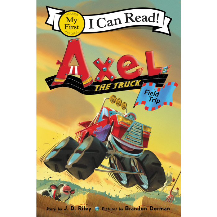 Axel the Truck : Field Trip