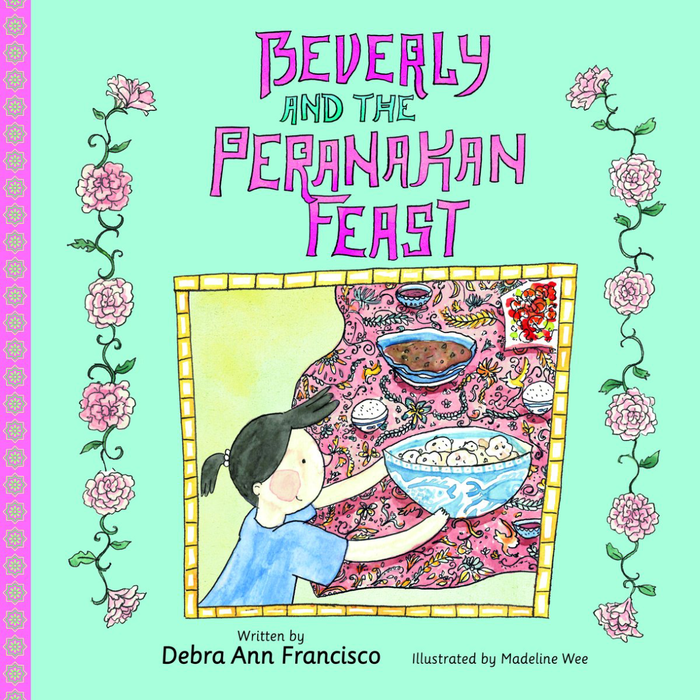 Beverly and the Peranakan Feast