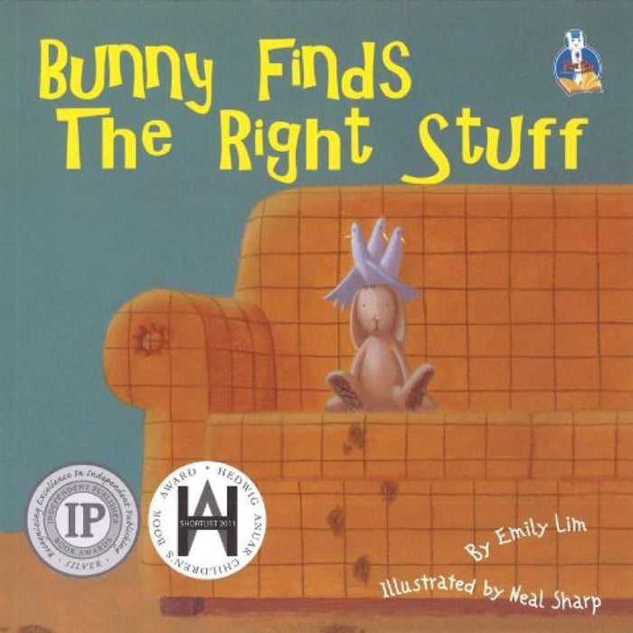 Bunny Finds the Right Stuff