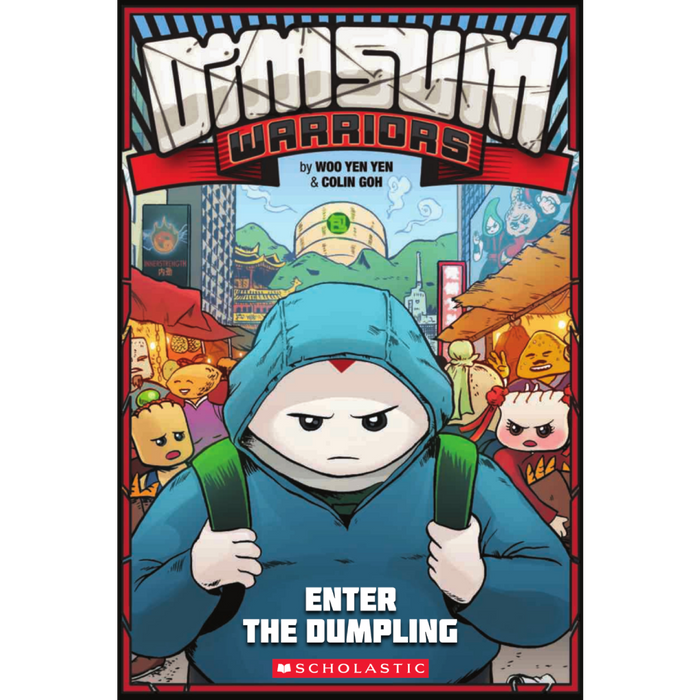 Dim Sum Warriors Vol 1: Enter the Dumpling