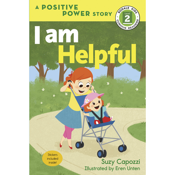 A Positive Power Story: I Am Helpful
