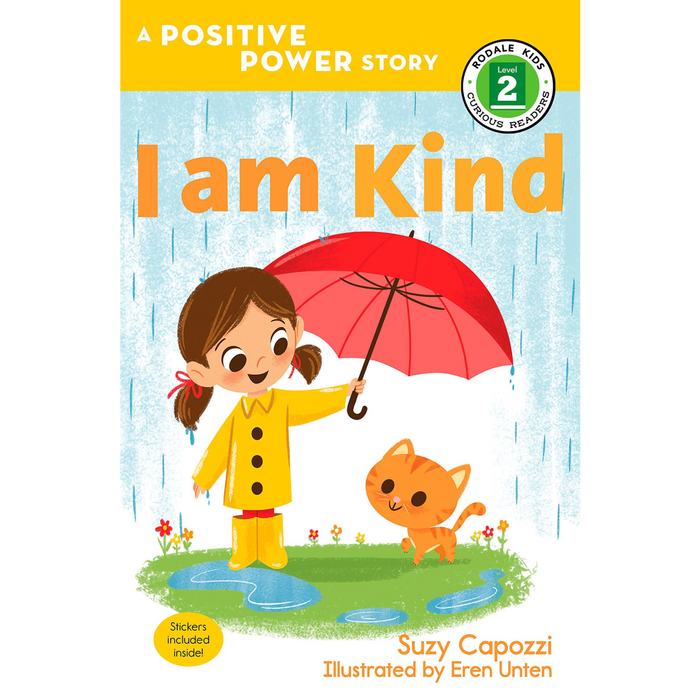 A Positive Power Story: I Am Kind
