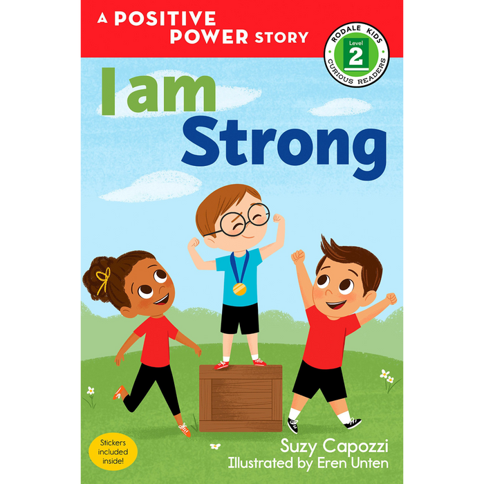 A Positive Power Story: I Am Strong