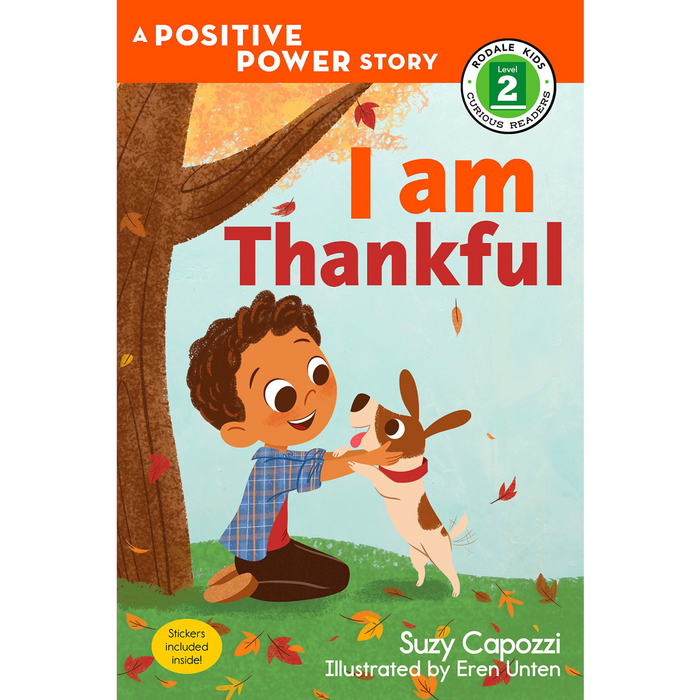 A Positive Power Story: I Am Thankful